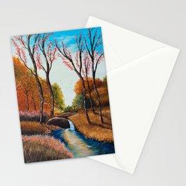 Höstlig Mantel Stationery Cards