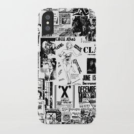 PUNK Therese iPhone Case