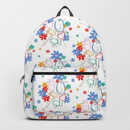 STRUT Pattern Backpack