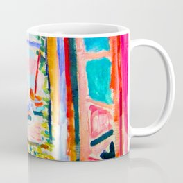 Henri Matisse Open Window Coffee Mug