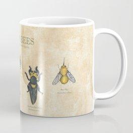 wannabees: Bee Mimicking Inects Coffee Mug