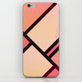in case you curious iPhone Skin