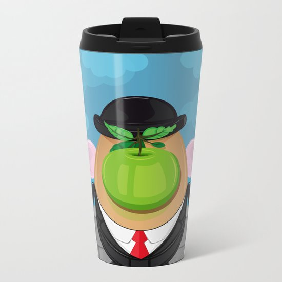 Son of the tuber  Metal Travel Mug