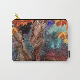 Forest Colors Carry-All Pouch