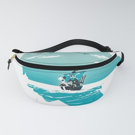 The King of Pirates Fanny Pack