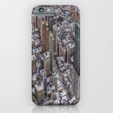Snowy Tops iPhone 6s Slim Case