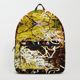 Chaos Tree Kaleidoscope 1 Backpack