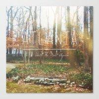 atlanta Canvas Prints featuring Atlanta by Dane Spearman