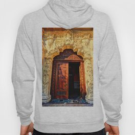 Enter In Hoody