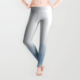 Mountains above clouds Leggings