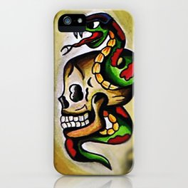 old skool  iPhone Case