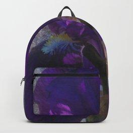 Captivating Iris Backpack
