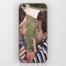 Brother and Sisterly Love iPhone & iPod Skin