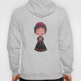 Frida - Watercolor Hoody