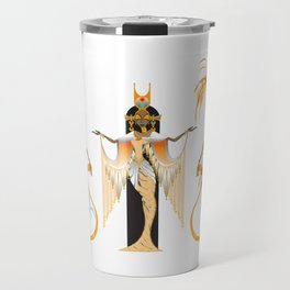 The Divas of Egypt Travel Mug