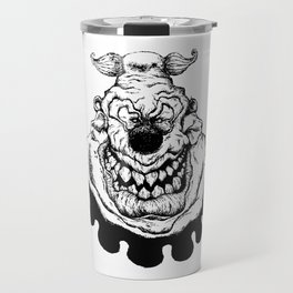 Waffles the Clown Travel Mug