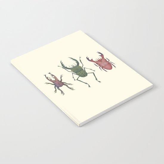 Stag Beetles Notebook
