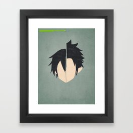 Kirito-Kun Framed Art Print