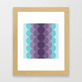 Gradual Comfy Framed Art Print