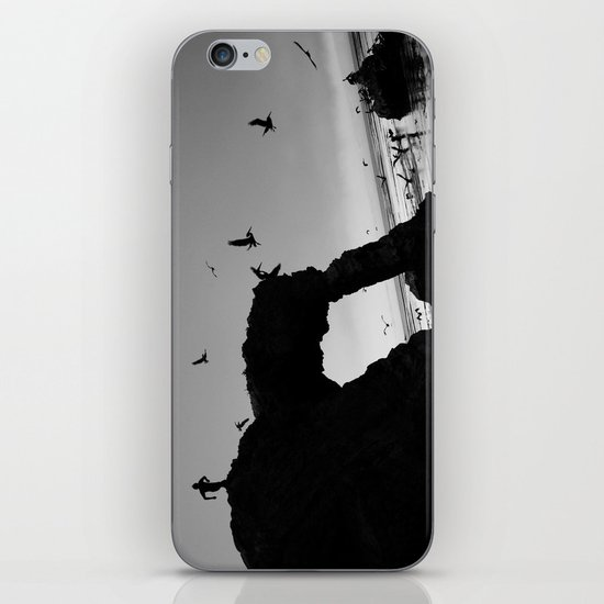 Arch Runner iPhone Skin
