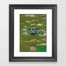 Lost - season 3 Framed Art Print