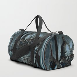 Rusalka: Москва (Night) Duffle Bag