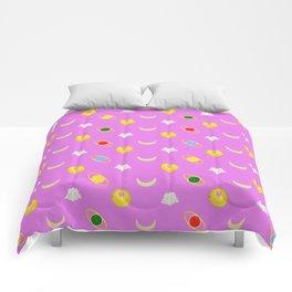 Sailor Moon Pattern Comforters