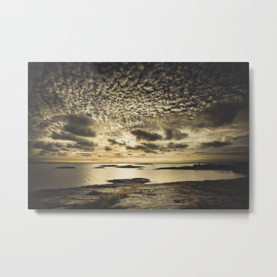My perfect loneliness Metal Print