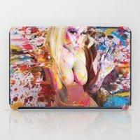 nicki iPad Cases featuring nicki baby by Beauti Asylum