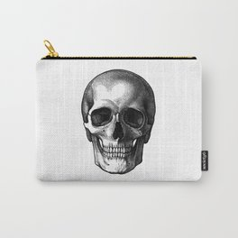Head Skull Carry-All Pouch