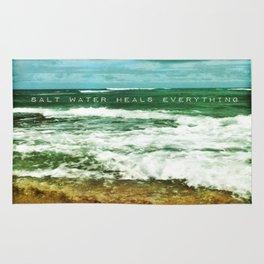 Ocean Healing Rug
