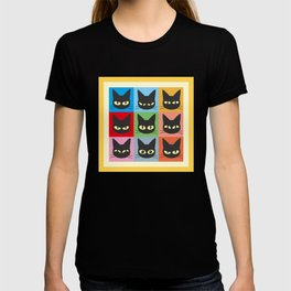 Nine emotions T-shirt