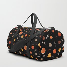 Apple spice (black coffee) Duffle Bag