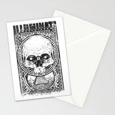 Illuminati Stationery Cards