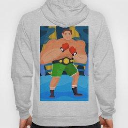 The Boxer Hoody