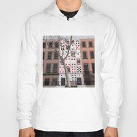 house of cards Hoodies featuring House of Cards by AdamSteve