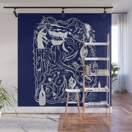 A Sailor's Dream Wall Mural