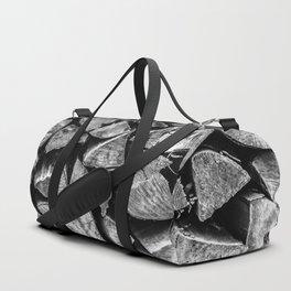 Campfire wood II Duffle Bag