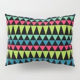 Neon Southwestern Pattern Pillow Sham