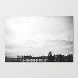 Parisian Skyline Canvas Print