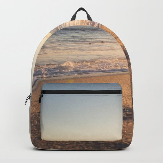 Sunspot in the Sand Backpack