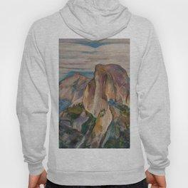 #27-Half Dome, Yosemite Hoody