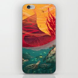 Hawaii Volcanos National Park iPhone Skin