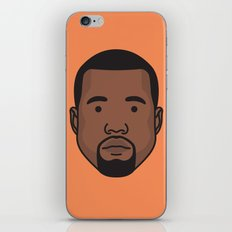 Mr West iPhone & iPod Skin