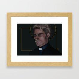XV - The Devil Framed Art Print