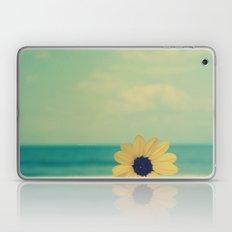 life at the beach Laptop & iPad Skin