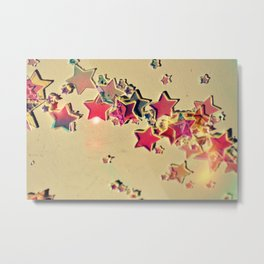Change Your Stars Metal Print