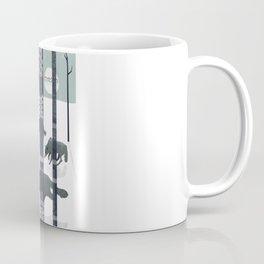 Us and Them Coffee Mug