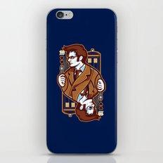 10th of Hearts iPhone & iPod Skin