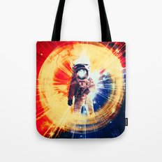 With Love From Space Tote Bag
